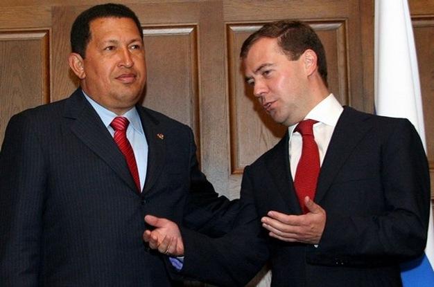 chavez_Medvedev