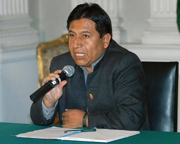 David Choquehuanca