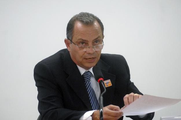 CPI das Escutas Telefonicas Clandestinas  Deponte  Diretor da ABIN aulo Mauricio fortunato Pinto